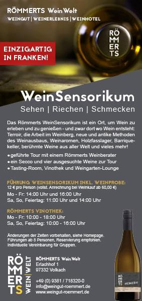 Sommerkorn, WeinSensorikum