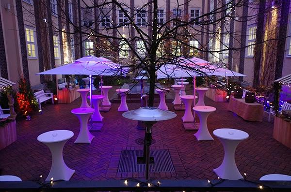 Weihnachts-Catering München, Partyservice München