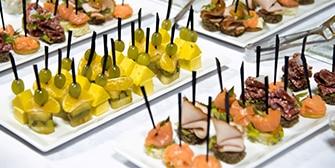 Privat-Feiern, Fingerfood München