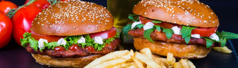 Buffet Burger Spezial, Partyservice München, Event-Catering München