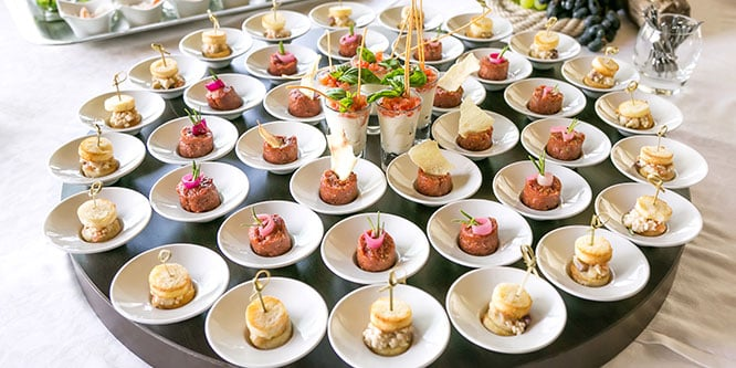 Catering, Fingerfood, Catering & Partyservice GmbH