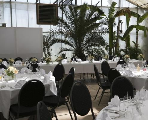 Galerie, Palmenhaus München - dioe Location für Ihre Party