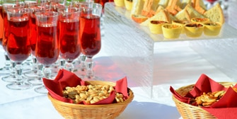 Events, Sektempfang, Catering