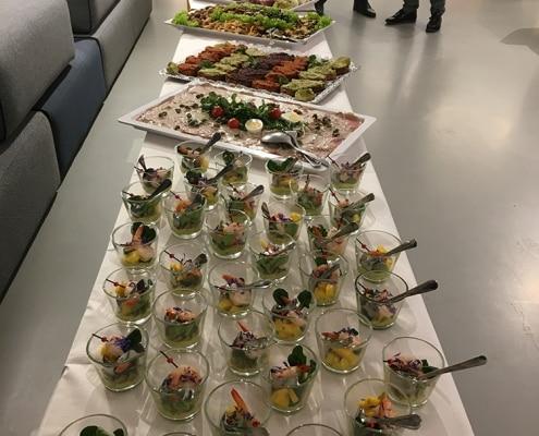 Galerie, Fingerfood und Kaltes Buffet Catering München
